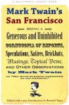 Mark Twain's San Francisco - Mark Twain, Bernard Taper