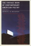 The Vintage Book of Contemporary American Poetry - J.D. McClatchy