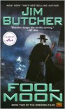 Fool Moon (Dresden Files Series #2) -