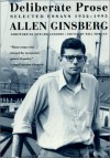Deliberate Prose: Selected Essays 1952-95 (paper) - Allen Ginsberg