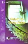Return To Stony Ridge - Dani Sinclair