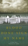 Blood Done Sign My Name (Audio) - Timothy B. Tyson