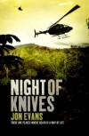 The Night Of Knives - Jon Evans
