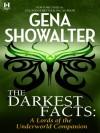 The Darkest Facts (Lords of the Underworld Companion) - Gena Showalter
