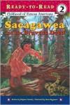 Sacagawea and the Bravest Deed - Stephen Krensky,  Diana Magnuson (Illustrator)