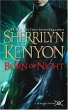 Born of Night (A League Novel) - Sherrilyn Kenyon