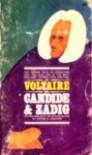 Candide and Zadig - Voltaire, Gonzalez-Wippler Migene
