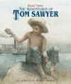 The Adventures of Tom Sawyer - Mark Twain, Robert Ingpen