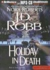 Holiday in Death  - J.D. Robb, Susan Ericksen
