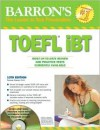 Barron's TOEFL iBT with CD-ROM - Pamela Sharpe Ph.D.