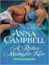 A Rake's Midnight Kiss - Anna Campbell,  Narrated by Antony Ferguson