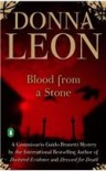 Blood from a Stone - Donna Leon