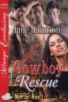 Cowboy Rescue (Men for Hire #1) - Jane Jamison