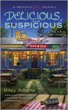 Delicious and Suspicious (A Memphis BBQ Mystery #1) - Riley Adams