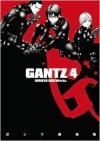 Gantz Volume 04 - Hiroya Oku