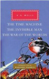 The Time Machine, The Invisible Man, The War of the Worlds - Margaret Drabble, H.G. Wells