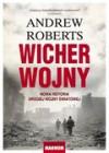 Wicher wojny. Nowa historia Drugiej Wojny Światowej - Roberts Andrew
