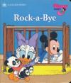 Rock-A-Bye: A Golden Board Book - Darrell Baker