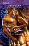 The Vampire Affair - Livia Reasoner