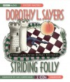 Striding Folly - Ian Carmichael, Dorothy L. Sayers