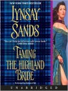 Taming the Highland Bride (Audio) - Lynsay Sands, Marianna Palk