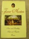 Omnibus: Three Complete Novels: Sense and Sensibility; Pride and Prejudice; Emma - Jane Austen