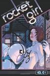 Rocket Girl Volume 1: Times Squared - Amy Reeder, Brandon Montclare