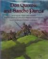 Don Quixote and Sancho Panza - Miguel de Cervantes Saavedra, Stephen Marchesi