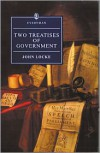 Two Treatises of Government (Everyman's Library) - John Locke, Mark Goldie