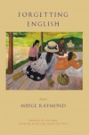 Forgetting English - Midge Raymond