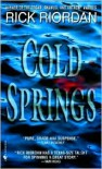Cold Springs (Audio) - Rick Riordan, Tom Stechschulte