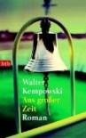 Aus Großer Zeit: Roman - Walter Kempowski