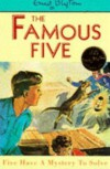 Five Have a Mystery to Solve (Book 20) - Enid Blyton
