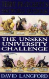 The Unseen University Challenge: Terry Pratchett's Discworld Quizbook - David Langford