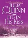 It's In His Kiss: The Epilogue II (Bridgertons, #7.5)  - Julia Quinn