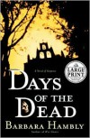 Days of the Dead (Benjamin January Series #7) -