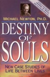 Destiny of Souls: New Case Studies of Life Between Lives - Michael Newton, Becky Zins