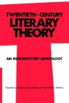 Twentieth-Century Literary Theory: An Introductory Anthology (SUNY Series, Intersections: Philosophy and Critical Theory) - Vassilis Lambropoulos