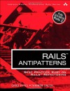 Rails AntiPatterns: Best Practice Ruby on Rails Refactoring (Addison-Wesley Professional Ruby Series) - Chad Pytel, Tammer Saleh