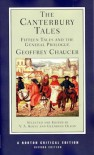 The Canterbury Tales - Geoffrey Chaucer, V.A. Kolve, Glending Olson