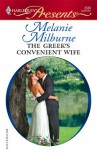 The Greek's Convenient Wife (Harlequin Presents) - Melanie Milburne
