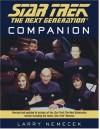 The Star Trek the Next Generation Companion - Larry Nemecek