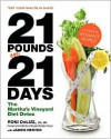 21 Pounds in 21 Days: The Martha's Vineyard Diet Detox - Roni DeLuz, James Hester