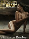 Pleasuring The Beast - Erotic Fairy Tale (Adult Fairy Tales) - Adriana Hunter