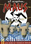 Maus, Vol. 2: And Here My Troubles Began - Art Spiegelman