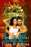 A Taste of Greek  - Cynthia Cooke, Tina Folsom