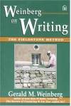 Weinberg on Writing: The Fieldstone Method - Gerald M. Weinberg