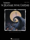 Tim Burton's The Nightmare Before Christmas: P/V/G (Piano Vocal Series) - Danny Elfman