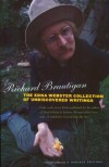 The Edna Webster Collection of Undiscovered Writing - Richard Brautigan, Keith Abbott