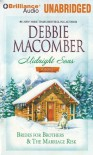 Midnight Sons, Volume 1: Brides for Brothers & the Marriage Risk - Debbie Macomber